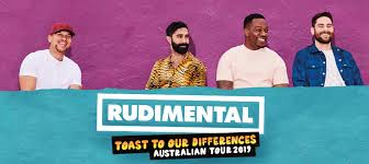 <b>Rudimental</b> - <b>Toast To</b> Our Differences - Australian May/June