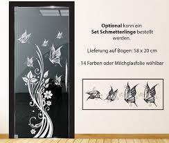 Küche Haushalt Dd Dotzler Design 2111 2 Milchglasfolie Glastür