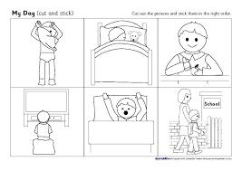Sequencing For Preschoolers Worksheets Sequencing Kindergarten ...