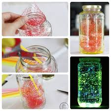 ... DIY - Do it yourself - DIY Projects - great shiny DIY Decoration of  glasses