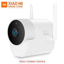 Original Xiaomi CCTV <b>Mijia</b> Xiaofang 1S <b>1080P Portable Mini</b> ...