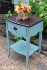 redoing furniture ideas. annie sloan provence chalk paint night stand wwwfacebookcomsweetthreepeats www redoing furniturepaint furniture ideas 0