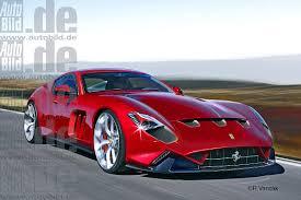 2018 ferrari 612 gto. plain ferrari retrocars ferrari 250 gto rendering by radovan varicak from toronto for  auto bild to 2018 ferrari 612 gto