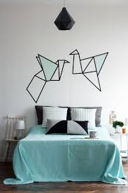 Uncategorized : Ehrfürchtiges Wandgestaltung Schlafzimmer Streifen ...