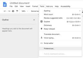Gooogle Doc Setting Up Google Docs For Technical Interview Happiness