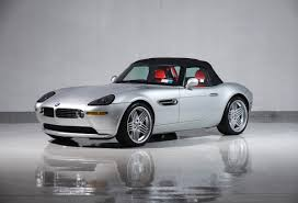 2003 BMW Z8 (#62049) Alpina - Silver/Red. One owner with just 9000 ...