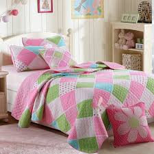 twin size quilt. Contemporary Twin CHAUSUB Bambini Patchwork Quilt Set 2 PZ Twin Size Trapunte Di Cotone  Copriletto Lenzuola Federa For Size