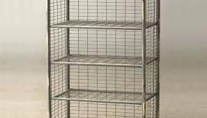 wall mounted wire shelving. Metal Mesh Shelves Creative Of Wall Mounted Wire Shelving Units