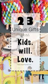 23 unique gifts that kids will love a great list of diy personalized
