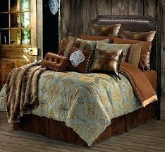 Western Quilts Bedding Sets Bianca Ii Western Style Bedding Comforter Set 2  In Western Bedding