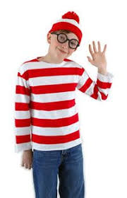 special offers available image above waldo kit youth small um where s