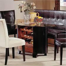 breakfast nook furniture set. oval glass top table kitchen nook breakfast furniture set r