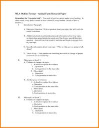 Sample Essay Outline | Template Business