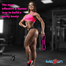 amazon booty belt resistance band by mczon sport with gym bag get that firm sculpted bottom youve always wanted workout and lift your