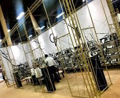 las vegas jewelry show booth