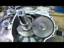 timing a tecumseh engine | Crankshaft & Camshaft Timing Marks On ...