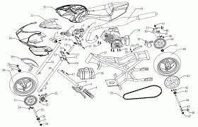 49cc pocket bike engine diagram within 49 cc pocket bike engine Pull Starter 49Cc Pocket Bikes 49cc pocket bike engine diagram within 49 cc pocket bike engine diagram pocketbike parts tb 02