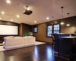 Man Cave Paint Ideas Lovely Simple But Manly With Dark Stained Red Oak