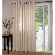 Single window curtain Nepinetwork About This Item Target Double Width Sheer Linen Single Window Curtain Panel With Grommets