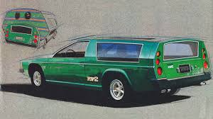 Toyota's Horrendous-Glorious 1970s Station Wagon That Never Was