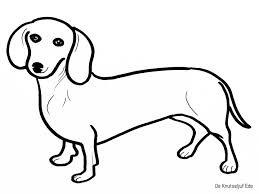 Kleurplaten Honden Rassen