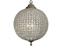 crystal globe chandelier to expand gold crystal globe chandelier
