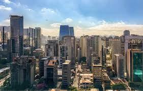 Its scale is very large. Sao Paulo Wikipedia