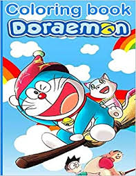 Doraemon is a manga created by fujiko f. Doraemon Coloring Book 79 Coloring Images For Kids Of All Ages High Quality Illustrations Gift For Doraemon Characters Fans Japanese Manga Series Book Coloring 9798567818152 Amazon Com Books