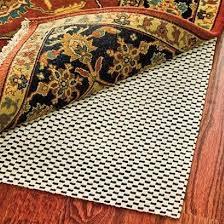details about rug pad 8x10 non skid slip underlay nonslip 5x7 5x8 4x6 3x5 2x4 7x10 3x4 pad new