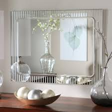 Decorations : Creative Modern Bathroom Mirror Featuring Unique ...
