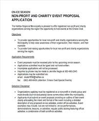 Proposal Layouts Interesting Non Profit Proposal Template Woodsikecoltk