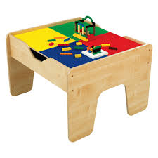 Kidkraft 2 In 1 Activity Table With Board Natural Childrens Art Desk With  Storage Childrens Art ...