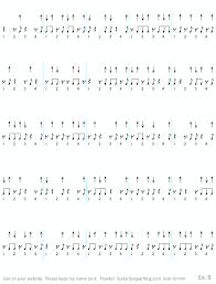Guitar Strumming Patterns Magnificent Guitar Strumming Patterns 48