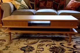 coffee table design plans beautiful design retro style coffee table intended coffee table design plans