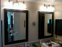 beautiful top bathroom light fixtures mirror bar depot home fan makeup rona black fixture menards above brushed for nickel fixt rustic best mount