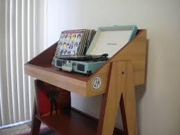 Vinyl Record Storage Furniture Small