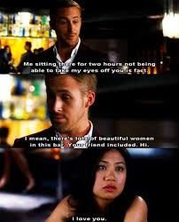 Crazy Stupid Love Quotes Inspiration Ryan Gosling Crazy Stupid Love I Would Be The Asian Totes