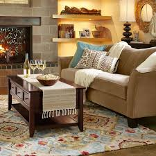 living room ideas diamond scroll blue rug for the home living room decor pier one rugs from like sofa color style and more front mainly overall palette