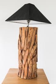 Staande Lamp Drijfhout Polder Teak