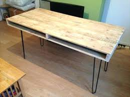 pallet office furniture. Pallet Computer Table And Office Desk Furniture Diy Hairpin Leg Dining With Legs 58 Tables Small R