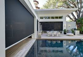 screen porch systems. Block The Bugs \u0026 Sun While Letting In Breeze With Phantom Screens For Porches Screen Porch Systems