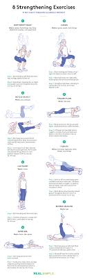 8 body weight exercises you can do anywhere
