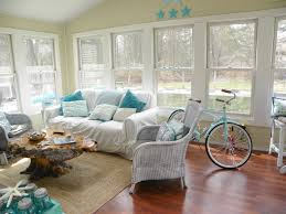 Living Room Beach Decor Coastal Living Room Ideas On Seaside Home Decor Home And Interior