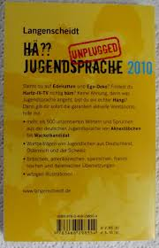 Jugendsprache 2010