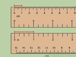 Centimeters To Inches Conversion Cm To Inches Conversion Chart