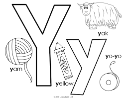 Small Picture Alphabet Coloring Pages Little Genius Projects