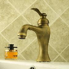 antique brass bathroom faucet. Centerset Antique Brass Bathroom Sink Faucet N
