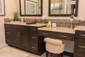 shadow wood bathroom cabinet genies kitchen and