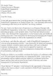 Good Cover Letter For Internal Position Adriangatton Com