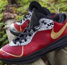 lebron 8 low. lebron 8 low red l